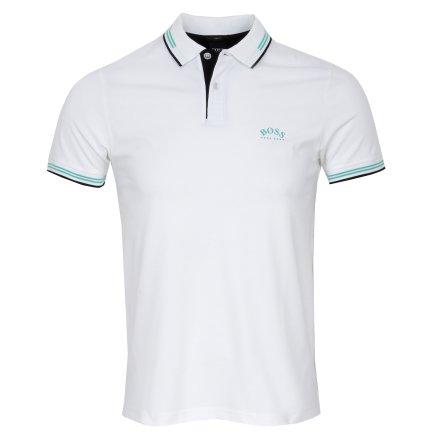 Hugo Boss Golf Paul Curved White