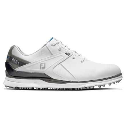 Golfskor FootJoy Pro SL Carbon White - Wide