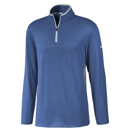 Puma Golf Rotation 1/4 Zip Star Sappire