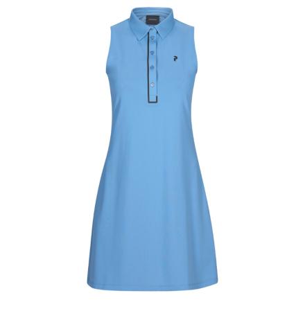 Golfklänning Peak Performance Trinity Dress Dark Haze