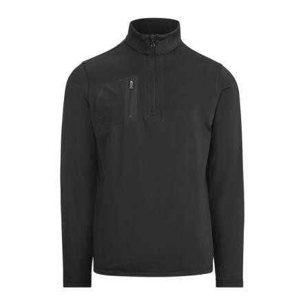 RLX Ralph Lauren Luxury 1/2 Zip Black