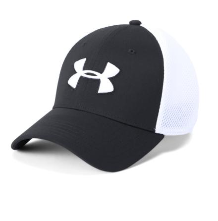Under Armour Golf Classic Mesh Cap White/Black