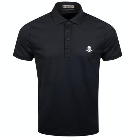 G/Fore X Golf Fashion Online Polo Svart