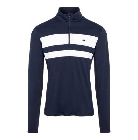 J Lindeberg Golf Bran Midlayer Navy