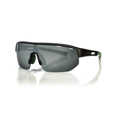 Golfglasögon Henrik Stenson Iceman 3.0 Dark Grey Metallic Matte