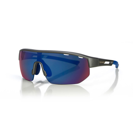 Golfglasögon Henrik Stenson Iceman 3.0 Light Grey Metallic Matte