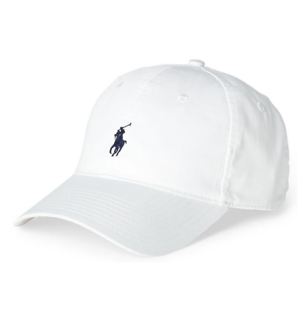 Ralph Lauren Golf Fairway Cap White
