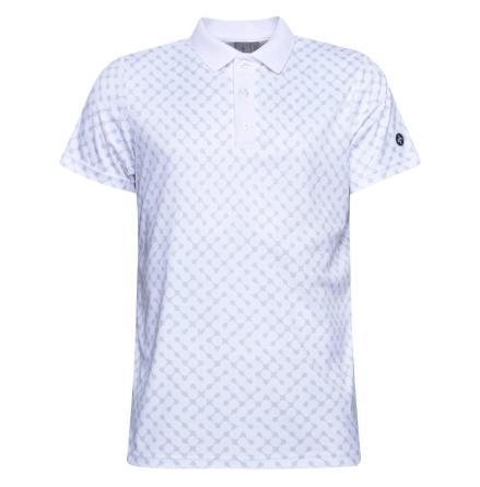 Cross Sportswear Topo Polo Vit