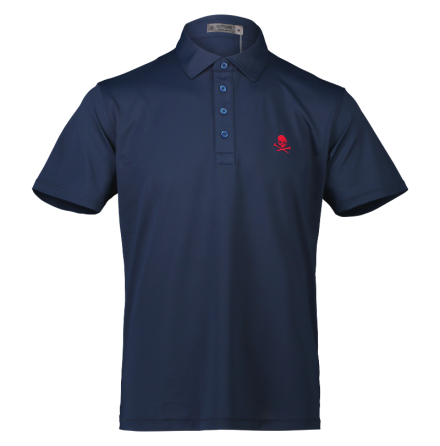 G/Fore X Golf Fashion Online Polo Navy