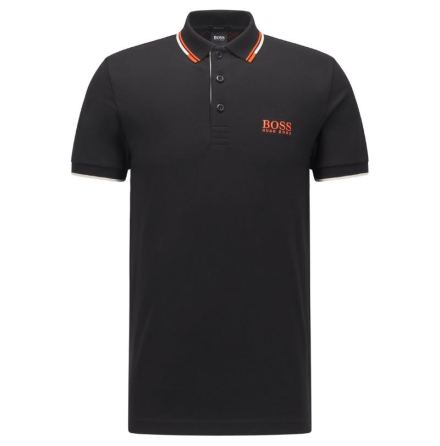 Hugo Boss Golf Paddy Pro Svart/Röd