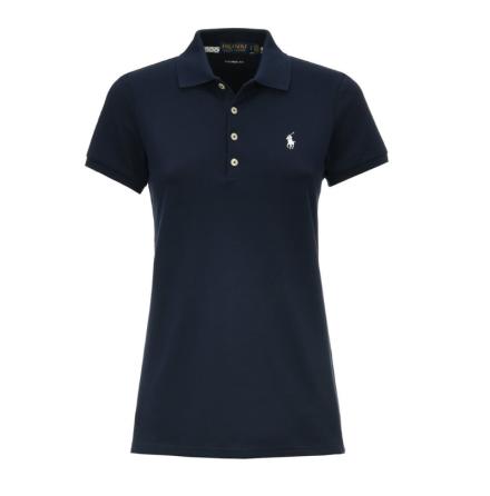 Ralph Lauren Golf Kate S/S Polo Navy