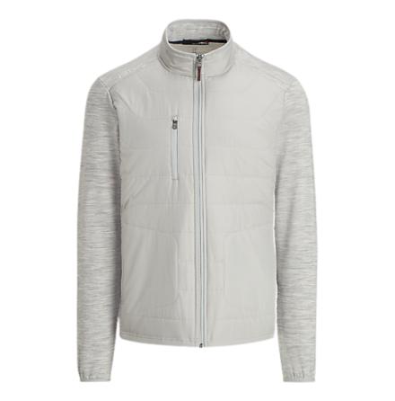 RLX Ralph Lauren Cool Wool Golftröja Light Grey