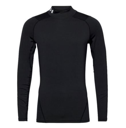Under Armour Fitted Mock Svart