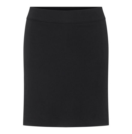 J Lindeberg W Amelie TX Jersey Skirt 45 cm Black
