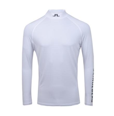 J Lindeberg Golf Aello Soft Compression White