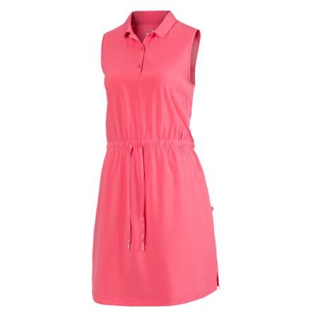 Golfklänning Puma Golf W Sleeveless Dress Rapture Rose