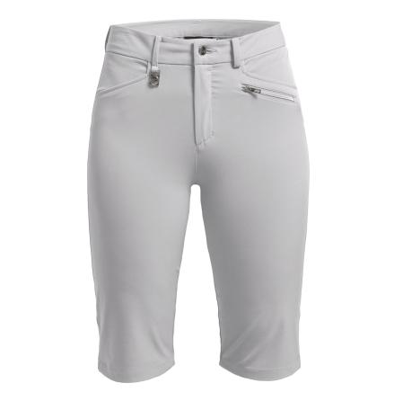 Röhnisch Golf Comfort Stretch Bermuda Silver Grey